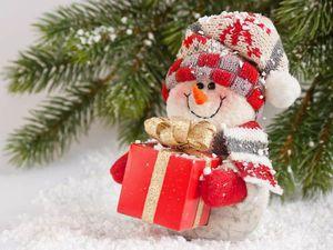 Спасибо за Главную! Новогодняя!!!!!   Ярмарка Мастеров - ручная работа, handmade