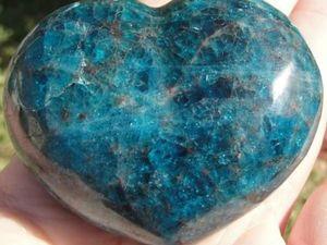 Апатит - камень