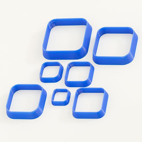 полимерная глина, каттер для глины
