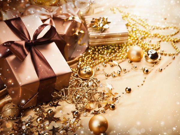 Откуда появилась традиция на Новый год дарить друг другу подарки? | Ярмарка Мастеров - ручная работа, handmade
