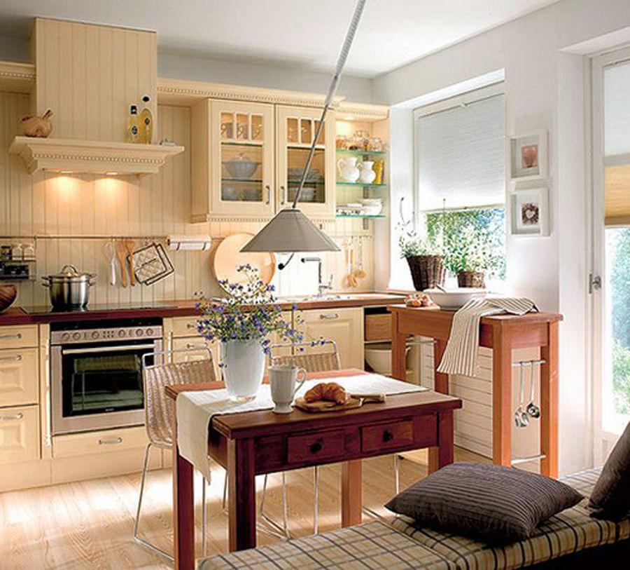 самые уютные кухни фото тех пор, как