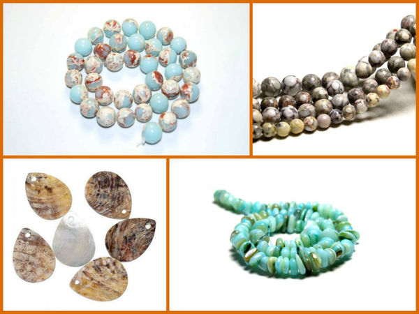 Натуральные камни,швензы,фурнитура....Распродажа с 1 Сентября | Ярмарка Мастеров - ручная работа, handmade