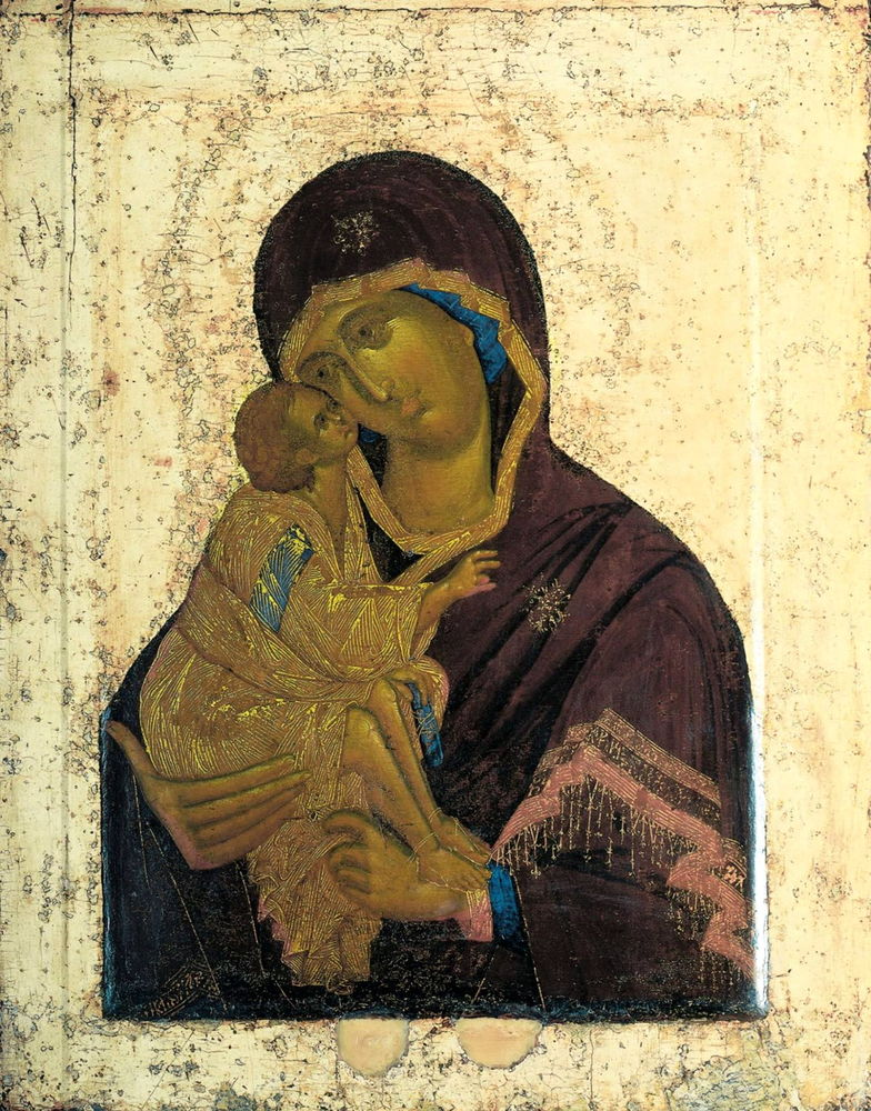 богородица, mother of god eleusa, умиление