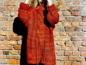 Фотосессия свитера. Ярмарка Мастеров - ручная работа, handmade.