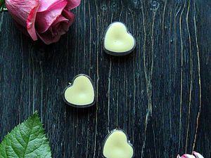 Изготавливаем питательный бальзам для губ «Волшебный цветок» своими руками. Ярмарка Мастеров - ручная работа, handmade.