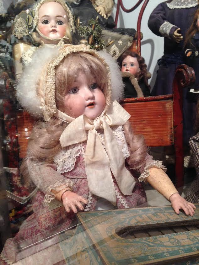 музей кукол венгрия