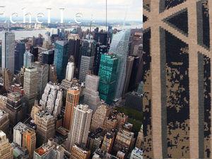 Вертикали Нью-Йорка. Ярмарка Мастеров - ручная работа, handmade.
