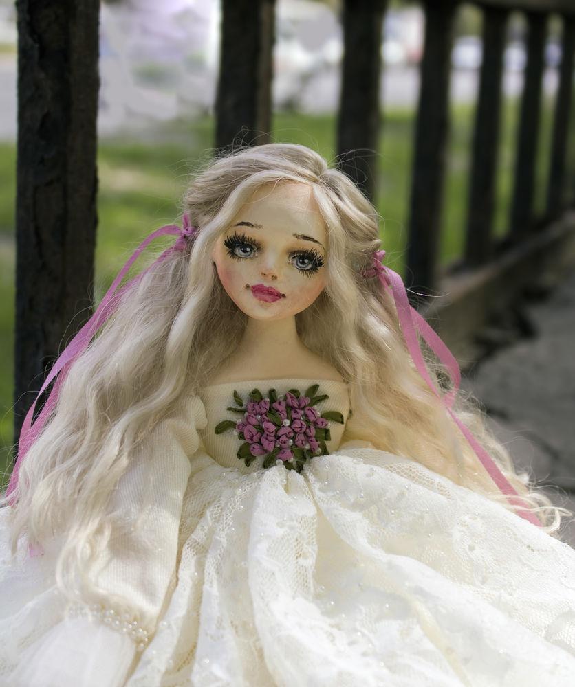 коллекционная кукла, подарок женщине