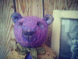 Новый Мишка (доп.фото) | Ярмарка Мастеров - ручная работа, handmade