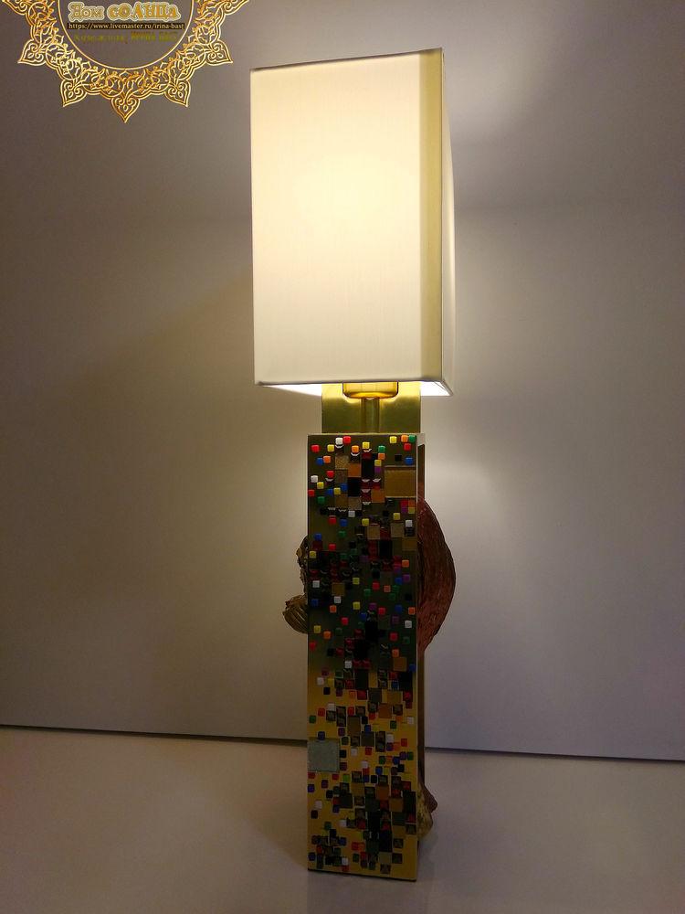 густав климт лампа