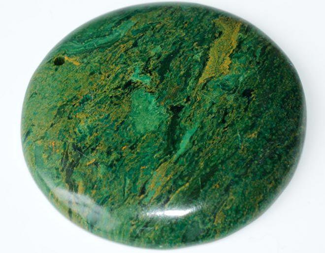 История камня. Яшма — история Земли в камне