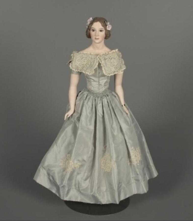 портретная кукла, редкие вещи