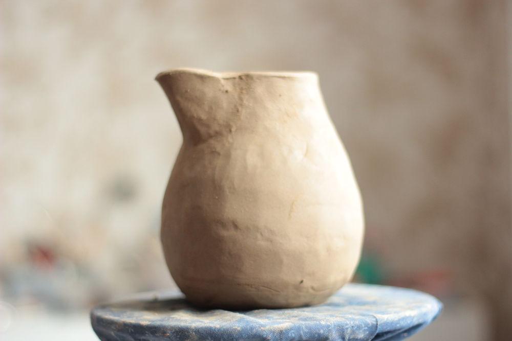 керамическая посуда, процесс создания