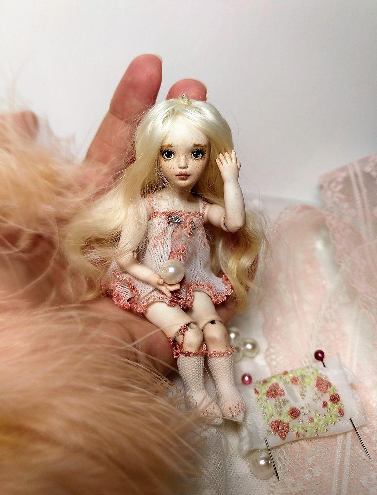 шарнирные куклы, juliaarts