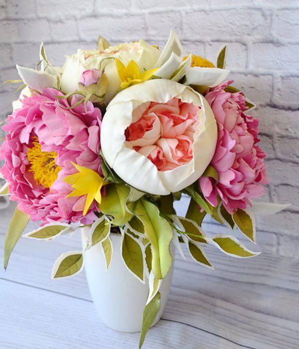 свадьба, цветы ручной работы, интерьерная композиция