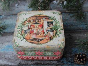Рождественские ниссе. Ярмарка Мастеров - ручная работа, handmade.