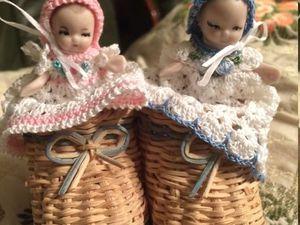 Мини близшяшечки | Ярмарка Мастеров - ручная работа, handmade