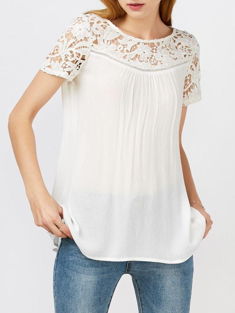 Белое бохо, или Шикарная одежда для королевы летнего пляжа, фото № 44