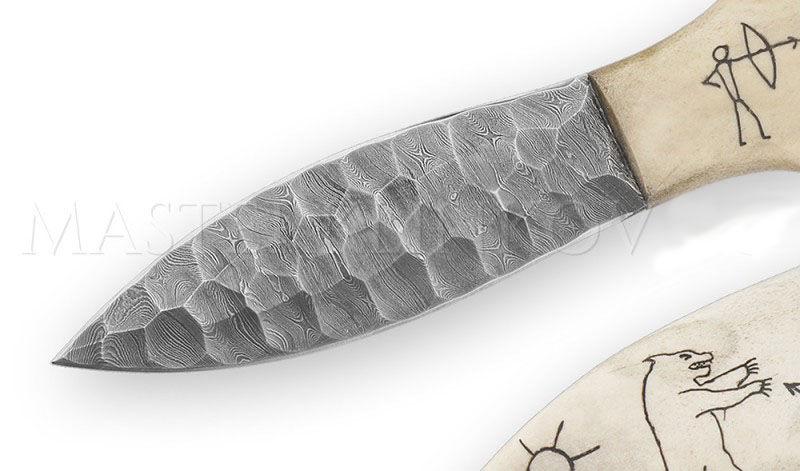 нож, металл