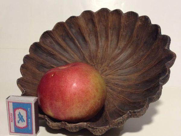 Беспощадная скидка — 25% на уникальную фруктовницу! | Ярмарка Мастеров - ручная работа, handmade