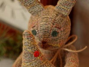 Распродаю зайцев!!!  :) Анонс тедди-аукциона