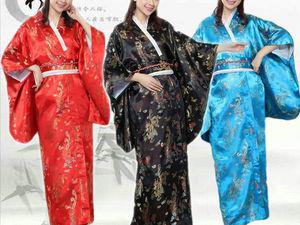 Магазин кимоно в Японии | Ярмарка Мастеров - ручная работа, handmade