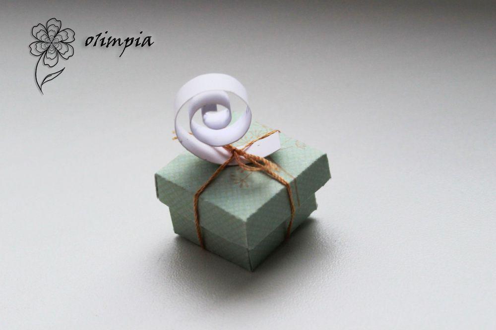 подарок, коробки