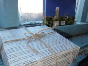Экологичная упаковка. Ярмарка Мастеров - ручная работа, handmade.