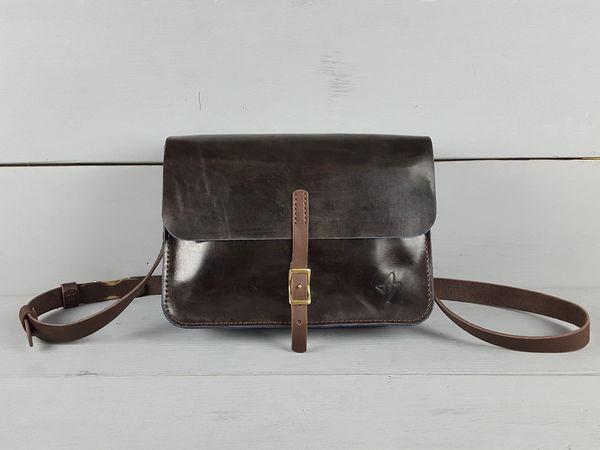 39a668e6 Шьем из кожи сумку-унисекс | Ярмарка Мастеров - ручная работа, handmade