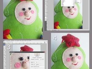 Фотошоп для рукодельницы. 4 простых инструмента для обработки фото. Ярмарка Мастеров - ручная работа, handmade.