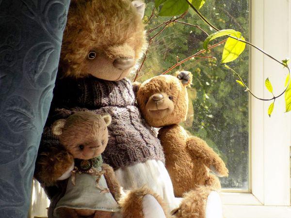 Скидки до 50% на  онлайн-курсы по Тедди!!! | Ярмарка Мастеров - ручная работа, handmade