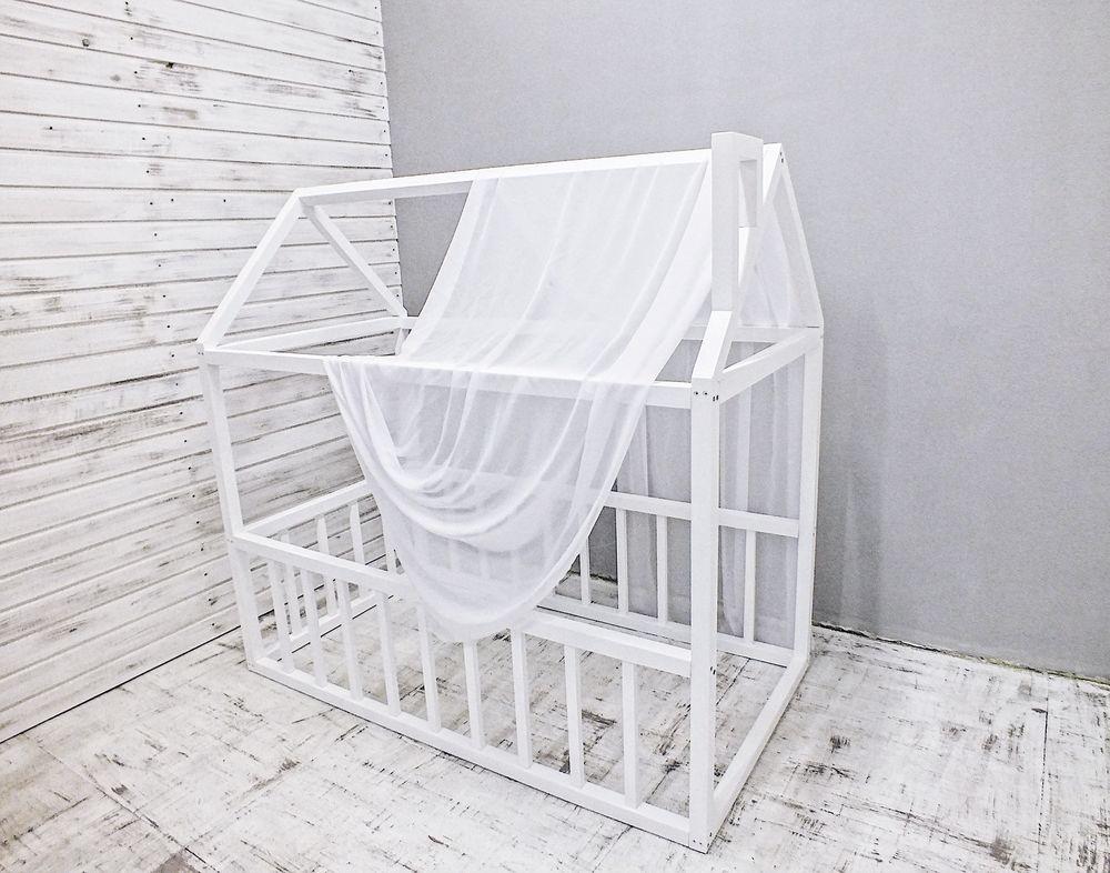 кровать-домик, кроватка дом