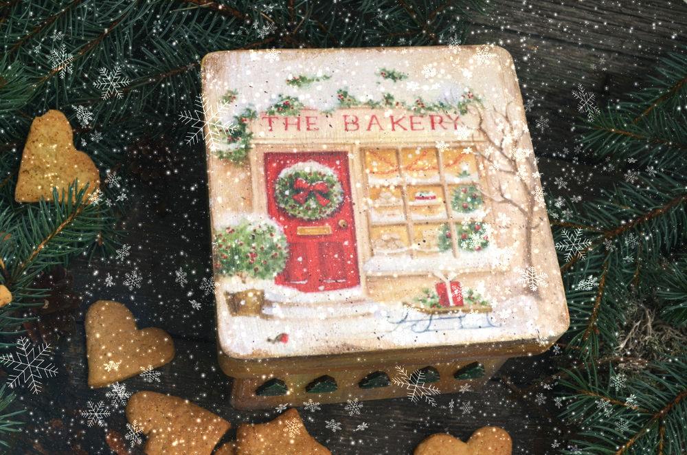 короб для печенья