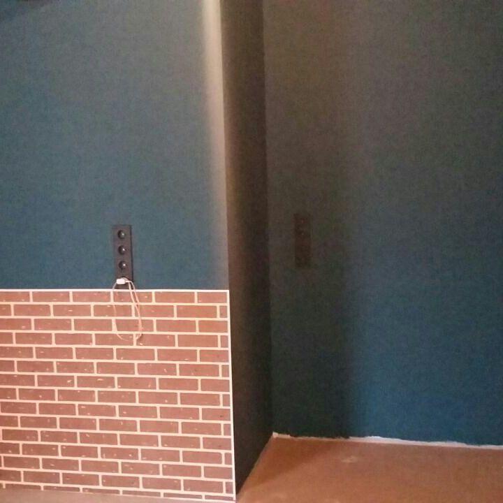 барбершоп, индустриальный лофт, loft, мебель на заказ