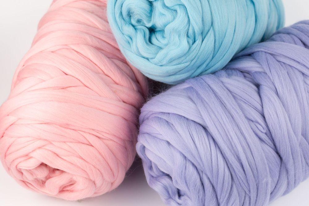 вязание, акрил, материалы для вя