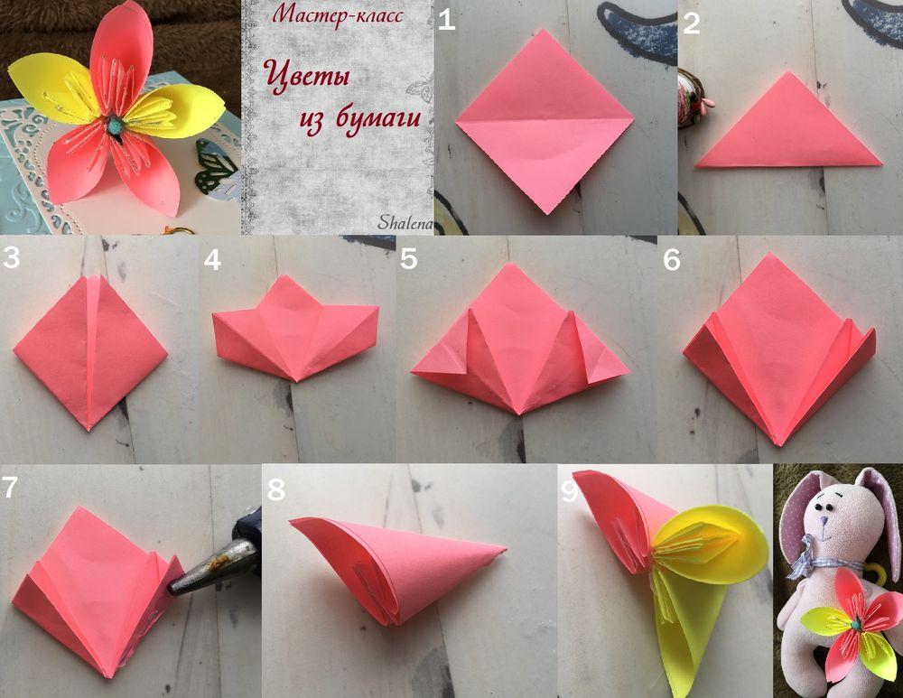 27 Inspired Photo of Paper Origami Flowers | Origami lily, Paper ... | 773x1000