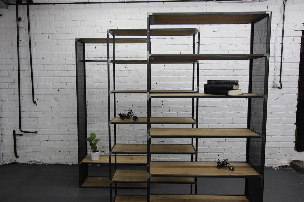 мебель лофт, мебель на заказ, мебель ручной работы, мебель из металла, стиль лофт, индустриальный стиль