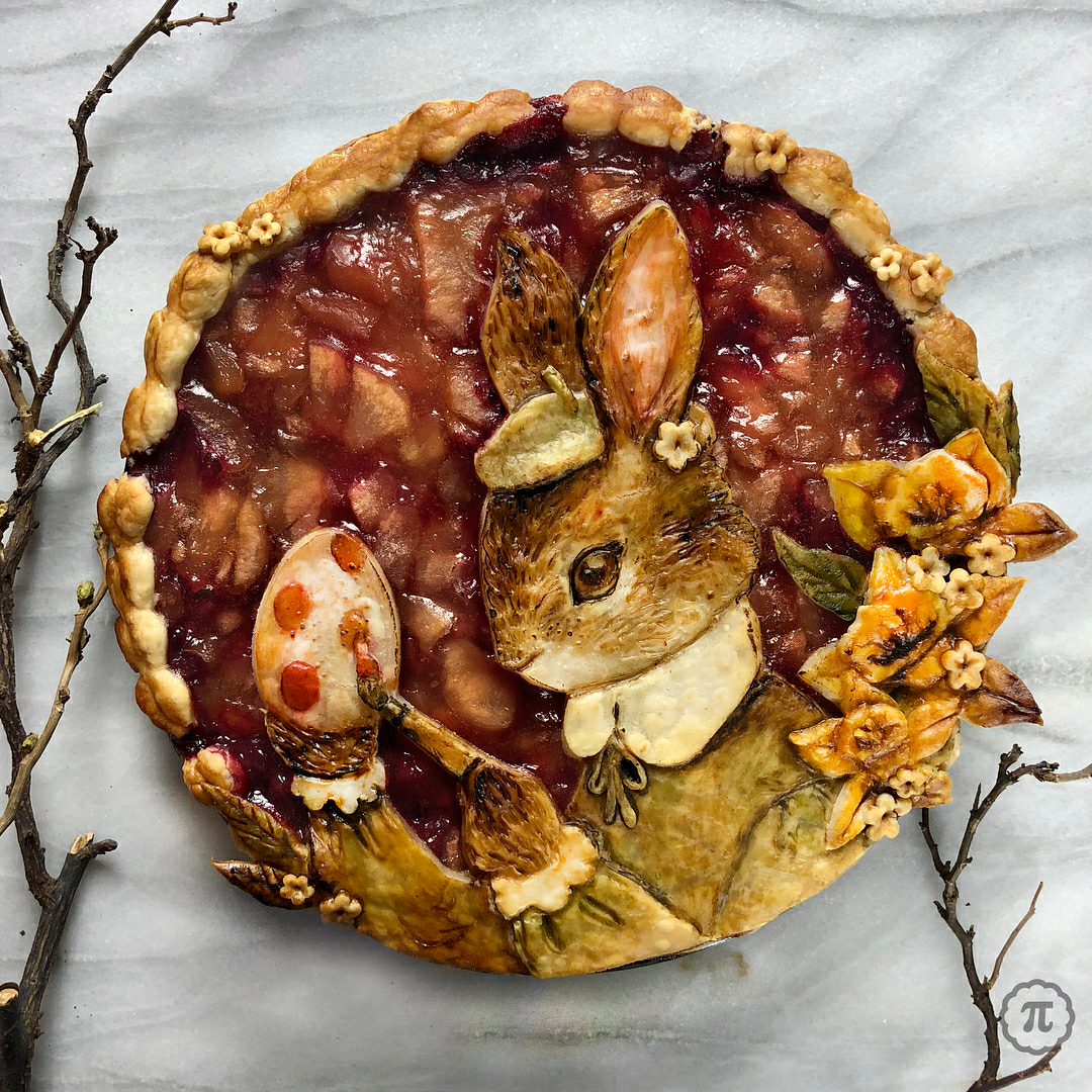 Delicious Comfort: Artistic Cakes by Jessica Leigh Clark-Bojin, фото № 3