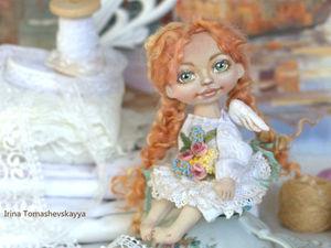 Рассмотреть ангела со всех сторон)). Ярмарка Мастеров - ручная работа, handmade.