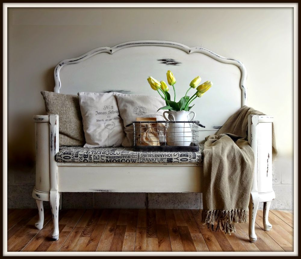 Ideas For Repurposing Old Beds Livemaster