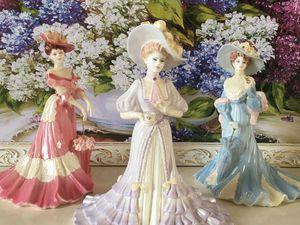 Прекрасные леди из лимитированной коллекции