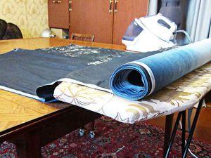 Декатирование ткани перед раскроем и пошивом постельного белья   Ярмарка Мастеров - ручная работа, handmade