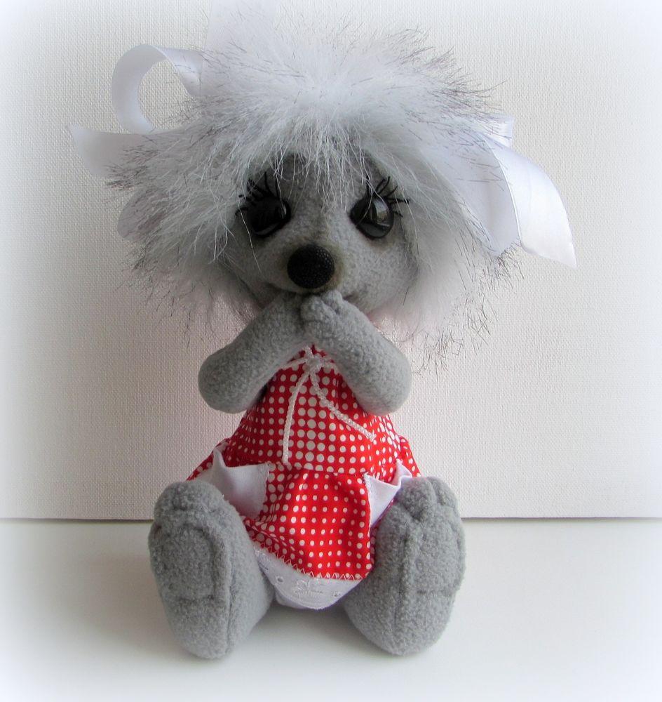 игрушка ежик девочка, текстильная игрушка еж