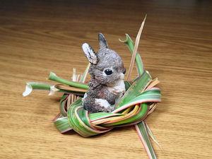 Видеоурок: зайчонок из полимерной глины. Ярмарка Мастеров - ручная работа, handmade.