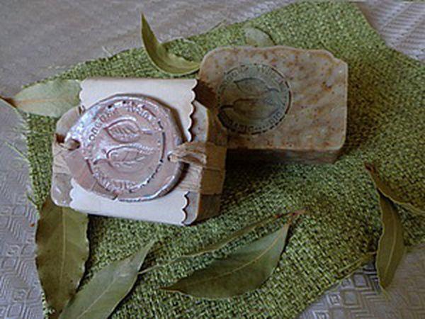 Decorating a Soap Packing | Livemaster - handmade