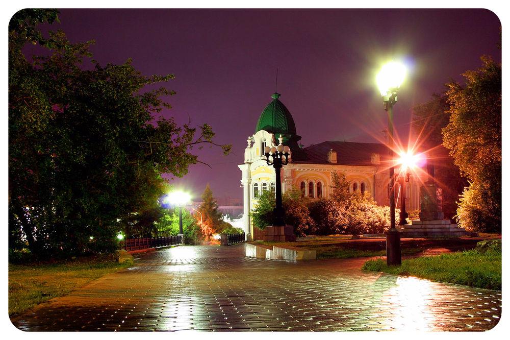сетка ночной город омск картинки клейма оказались