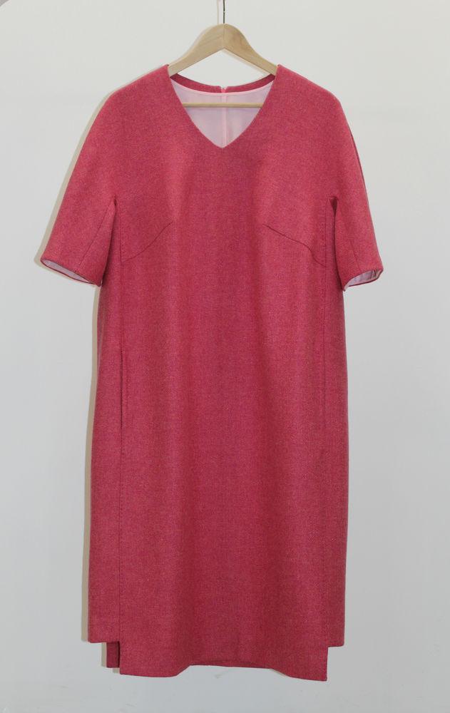 итальянская ткань, сшить платье, сшить на заказ