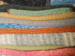 Скидка 30% на 22 вязаных коврика!. Ярмарка Мастеров - ручная работа, handmade.