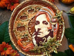 Вкусный уют: художественные пироги от Jessica Leigh Clark-Bojin. Ярмарка Мастеров - ручная работа, handmade.