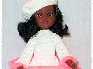 Новые наряды для кукол 30-35 см. Ярмарка Мастеров - ручная работа, handmade.
